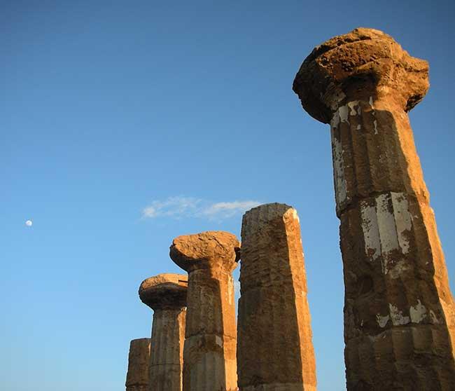 Raffaella Giamportone Architetto | Quartiere ellenistico romano