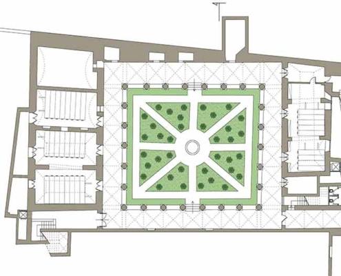 Raffaella Giamportone Architetto | Ex convento S. Anna